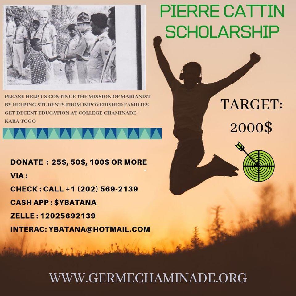 Pierre Cattin Scholarship